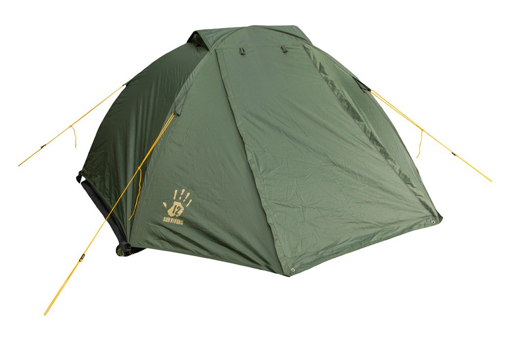 12 Survivors® - Shire 2-Person Tent12 ...  sc 1 st  CARiD.com & 12 Survivors® TS75001 - Shire 2-Person Tent