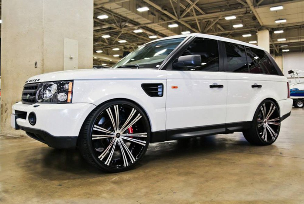 2 Crave 174 No 12 Wheels Gloss Black With Machined Face Rims