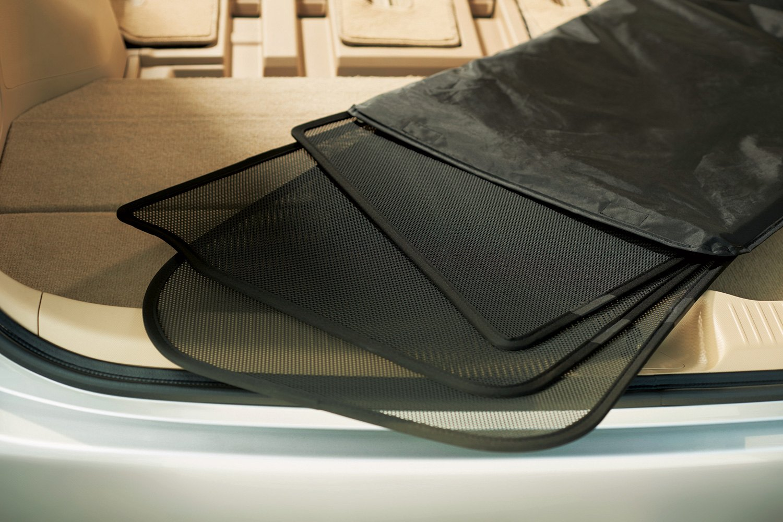Car Window Shades >> 3d Maxpider Soltect Custom Fit Sun Shades
