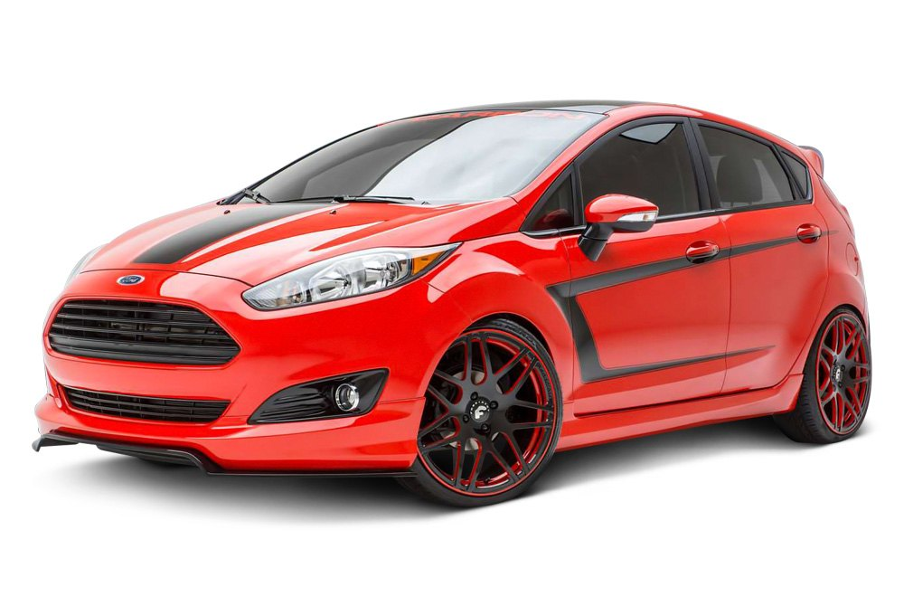 2014 Ford Focus Warranty >> Clean looking body kits for late model Ford Focus and Fiesta