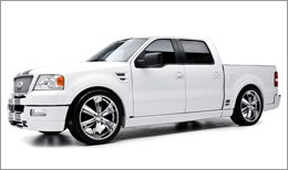3d Carbon Body Kit on Ford F-150 2004