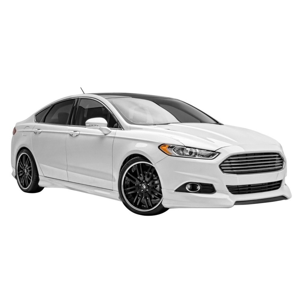 3d Carbon Ford Fusion With Dual Exhaust System 2013 Body Kit