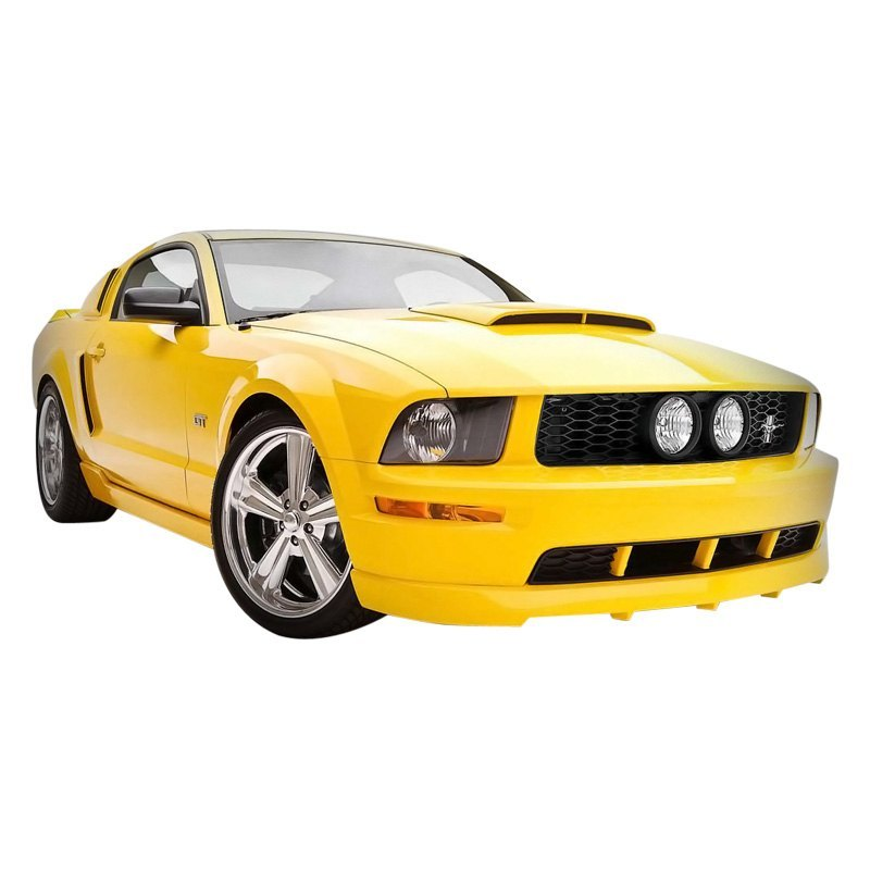 3d carbon ford mustang 2005 2006 body kit. Black Bedroom Furniture Sets. Home Design Ideas