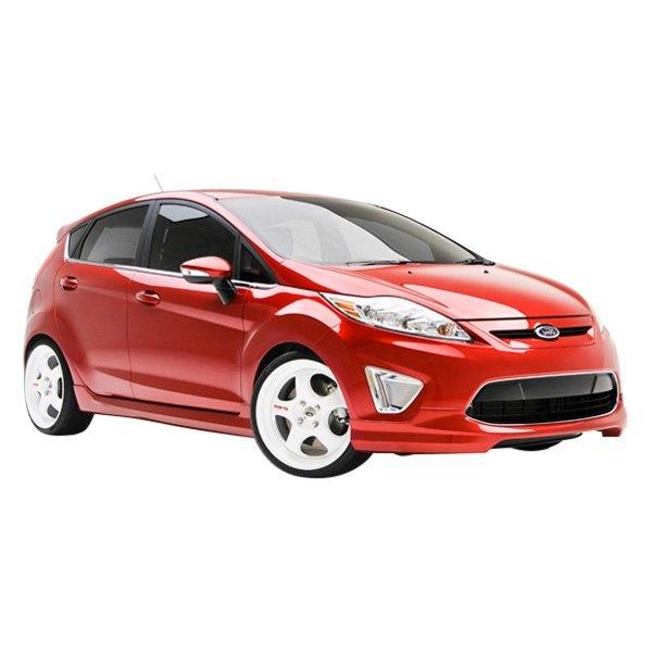 2013 Ford Fiesta: Ford Fiesta 2013 Body Kit