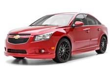 3d Carbon® - Body Kit on Chevy Cruze 2010