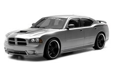 3d Carbon® - Body Kit on Dodge Charger 2010