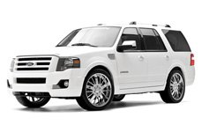 3d Carbon® - Body Kit on Ford Expedition 2009