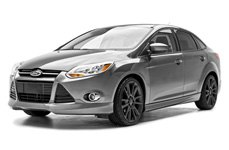 3d Carbon® - Body Kit on Ford Focus 2011