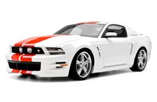 3d Carbon® - Body Kit on Ford Mustang 2010
