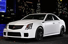 3M™ - Car Wrap on Cadillac CTS
