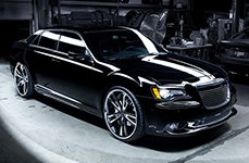 3M™ - Car Wrap on Chrysler 300C