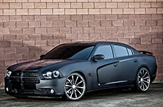 3M™ - Car Wrap on Dodge Charger