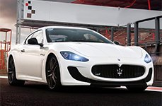 3M™ - Car Wrap on Maseratti GranTurismo
