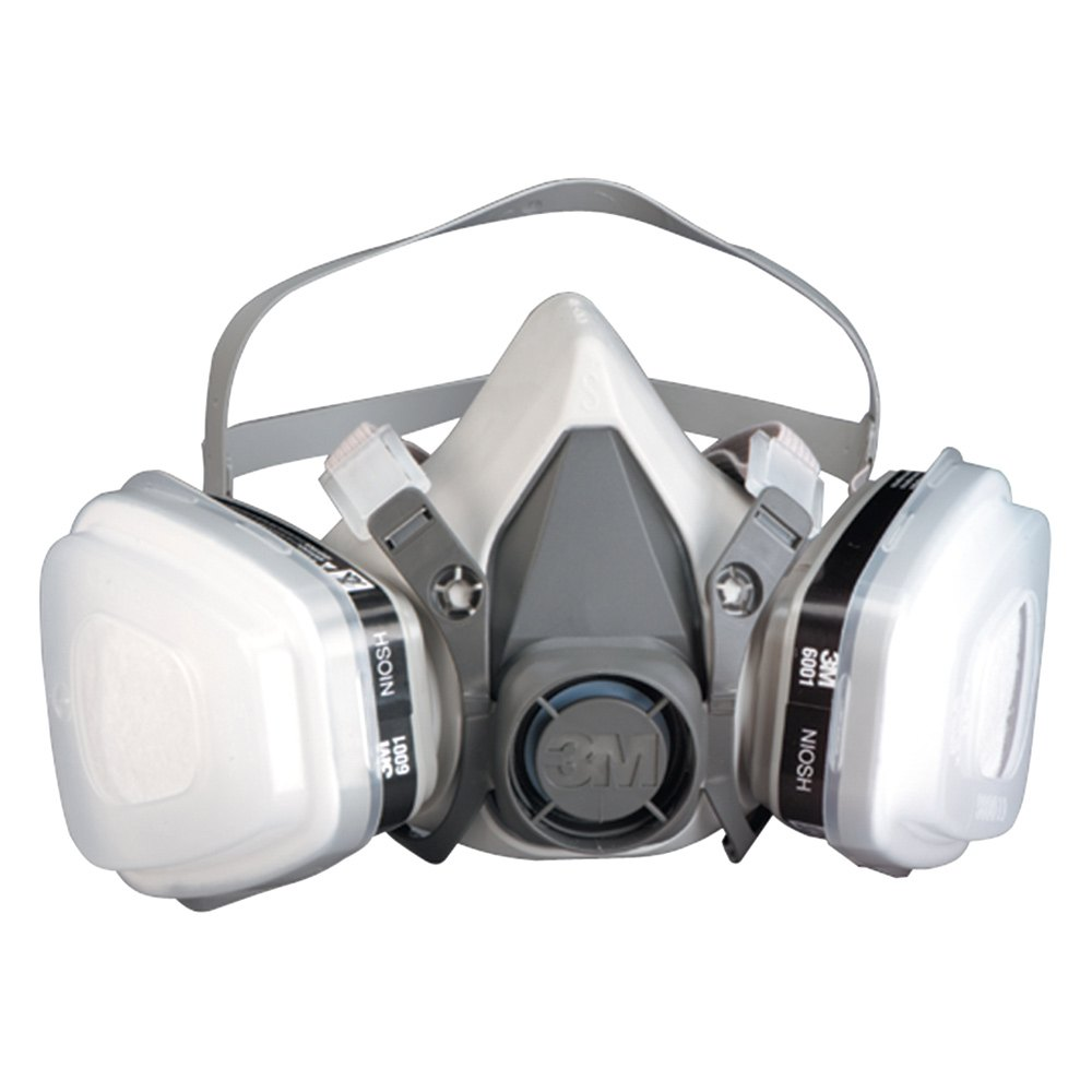 Breathing Mask House Sray Painting