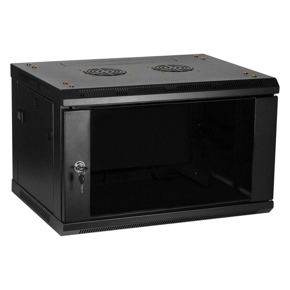 4xem 174 4xrack6u 6u Wall Mount Server Rack Cabinet