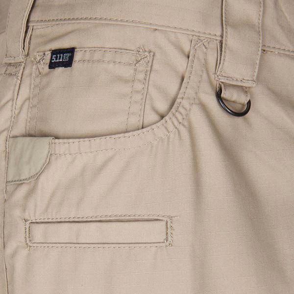 5.11 Tactical® 74385-055-3636 - Taclite Jean-Cut Pants,Khaki, 36 x 36