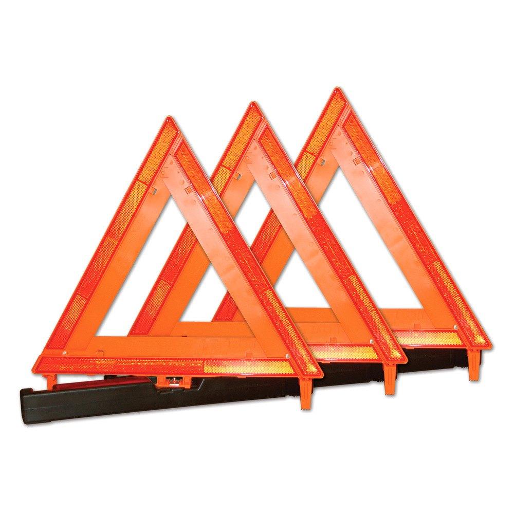 Aaa 174 4343aaa 3 Piece Emergency Warning Triangle