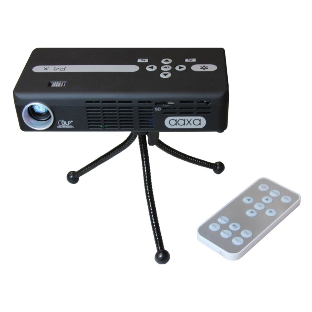 Aaxa kp500 02 pico projector pocket size for Best pocket size projector