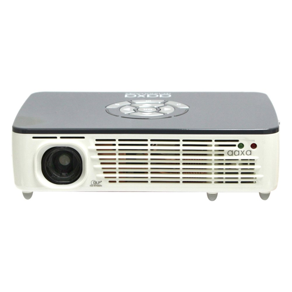 Aaxa kp65001 p450 pico projector for Dlp pico projector price