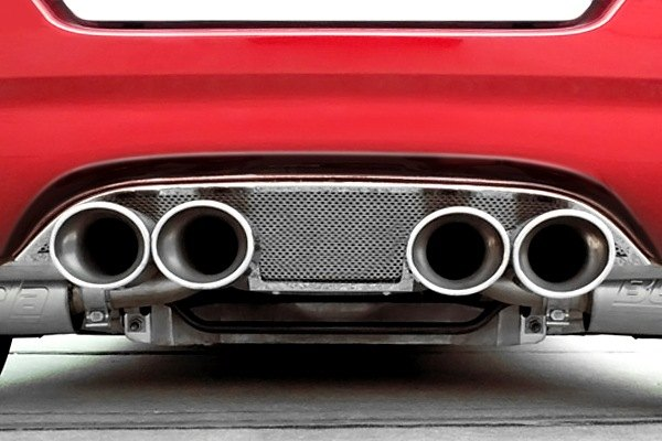 ACC® - Stainless Steel Exhaust Trim