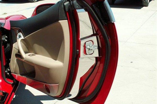 American Car Craft 174 041027 Lambo Door Jamb Covers