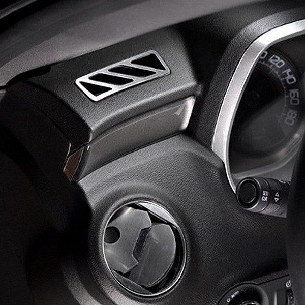 Acc Chevy Camaro 2011 Upper Dash A C Vent Trim