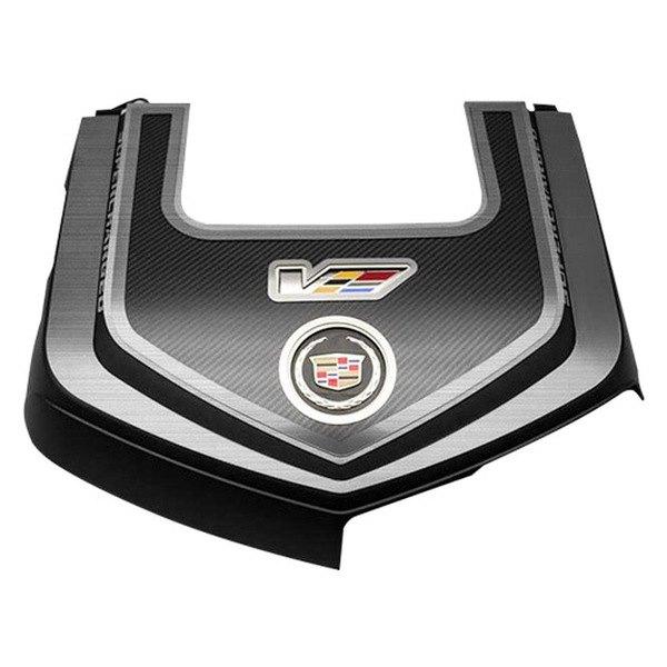 Cadillac CTS-V 2006 Non-Illuminated Engine Shroud