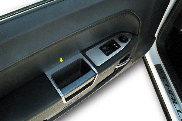 Acc dodge challenger 2009 2010 door handle trim - 2010 dodge charger interior trim ...
