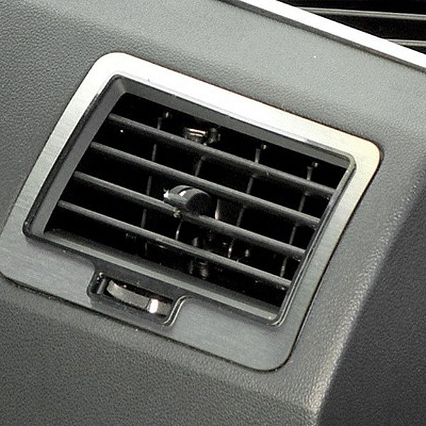 Acc 151004 Dodge Challenger 2009 Stainless A C Vent Trim