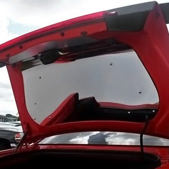Acc dodge challenger 2016 trunk lid panel for Dodge challenger interior accessories