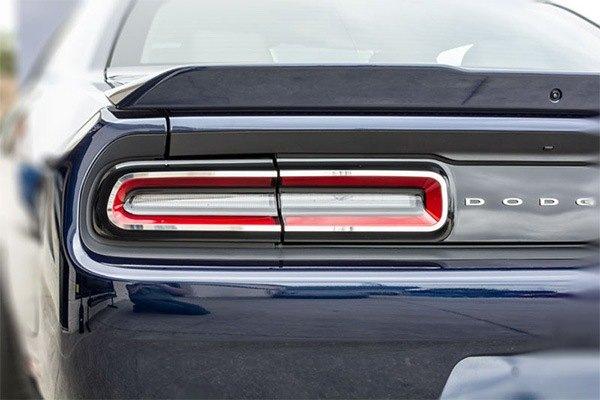 Acc 174 Dodge Challenger 2016 Tail Light Bezels