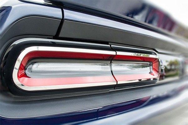 Acc 174 Dodge Challenger 2015 Tail Light Bezels