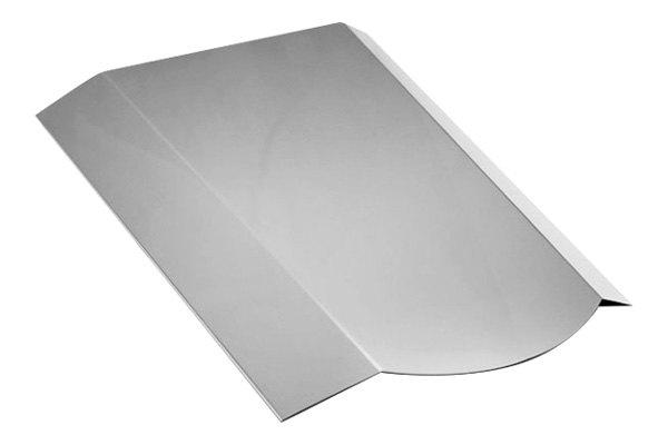 ACC® 153045 - Plain Style Non-Illuminated Polished Plenum Cover
