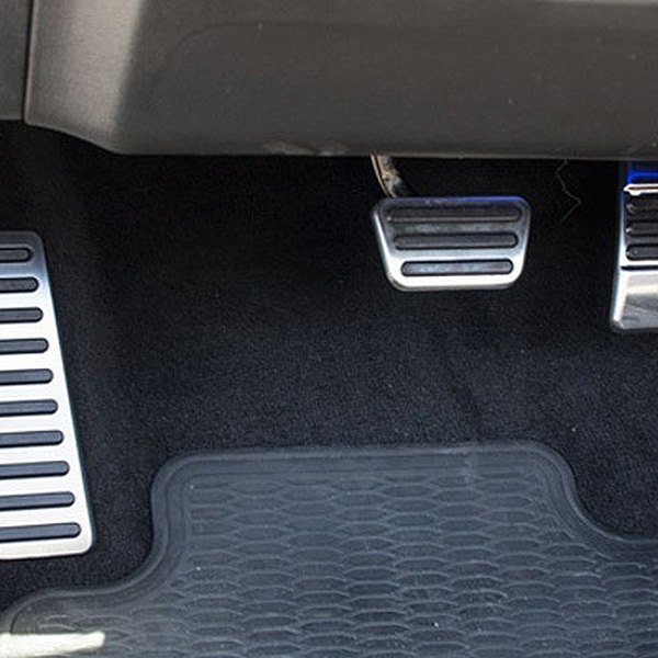 Acc 174 Ford Mustang 2017 Dead Pedal Pad