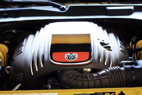 For Dodge Charger 2011-2018 ACC Polished Engine Shroud Dress Up Kit