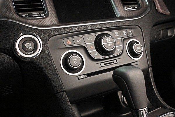 Acc Dodge Charger 2011 2013 Polished Dash Bezel Trim