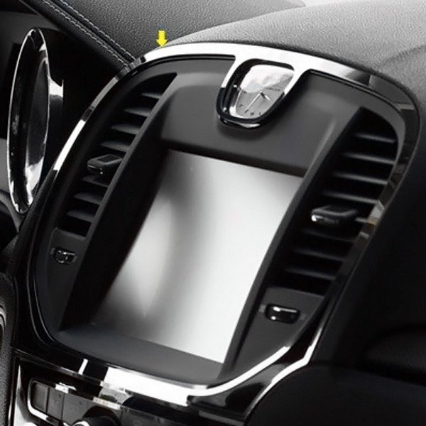 Acc chrysler 300 300c 2013 polished a c vent trim - Chrysler 300 interior accessories ...
