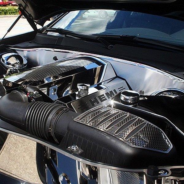 For Chrysler 300 2009-2019 ACC 333016 Polished Firewall