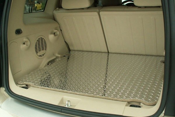 acc chevy hhr 2006 diamond plate floor mats. Black Bedroom Furniture Sets. Home Design Ideas