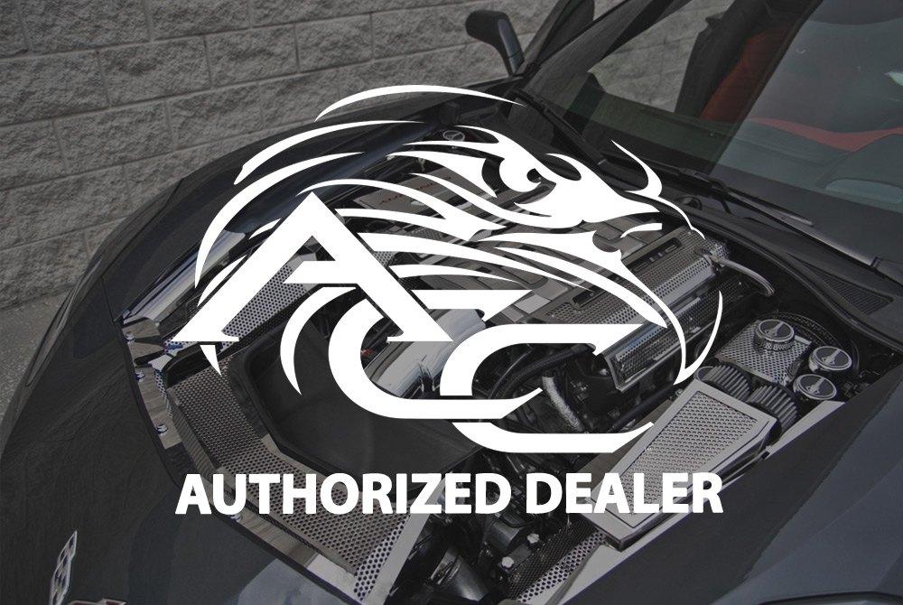 acc authorized dealer 423001 ACC   Polished Hood Panel
