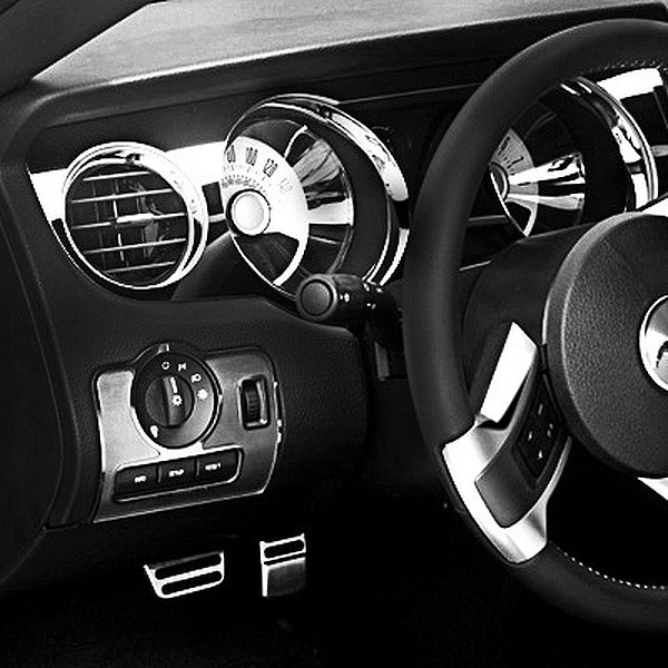 Acc 174 Interior Chrome Accessories