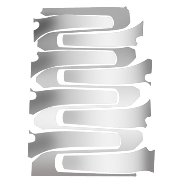 ACC® 053001 - Polished Plenum Cover with Brushed Trim