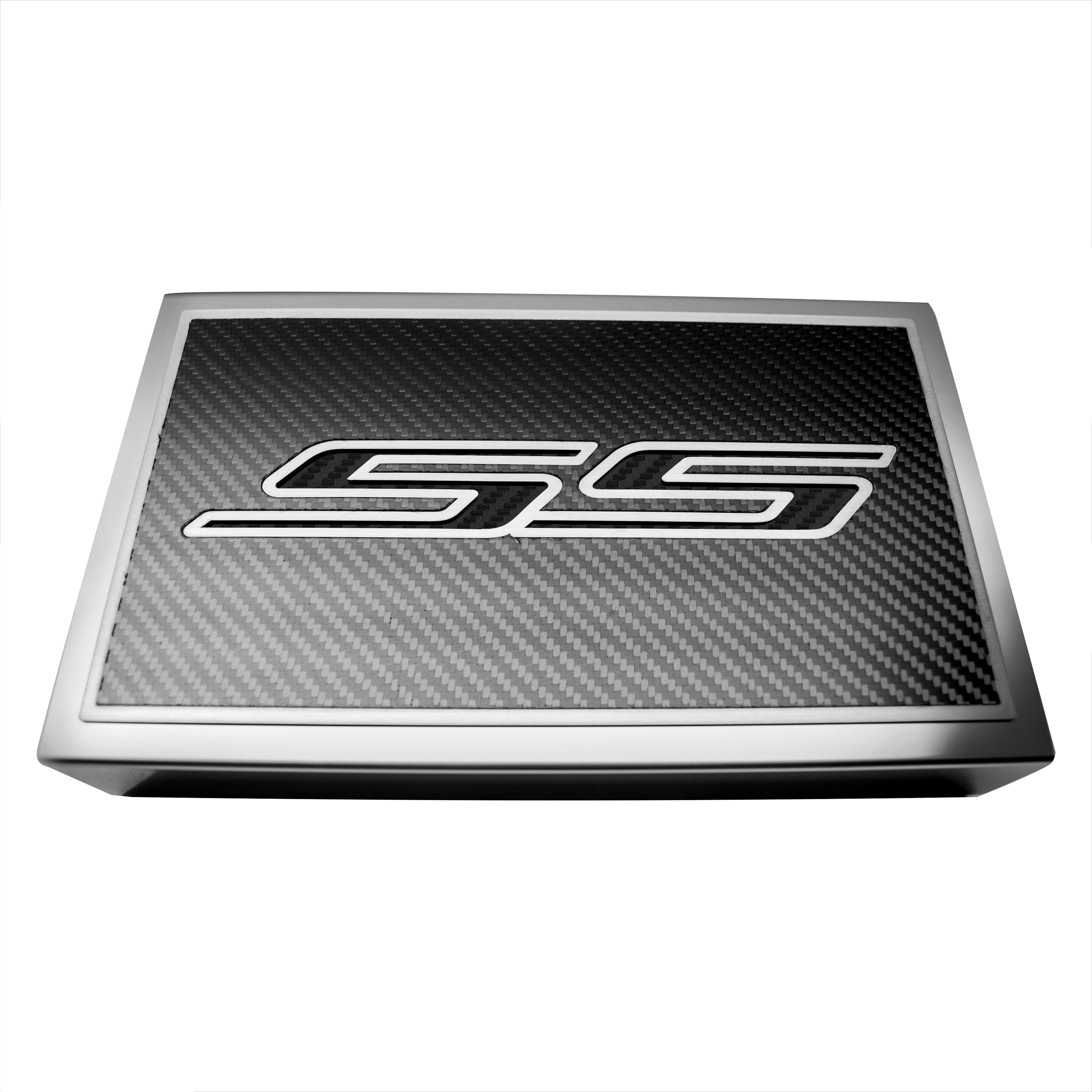 for chevy camaro 16-19 fuse box plate acc carbon fiber ... camaro fuse box cover plate roush f150 fuse box cover #5