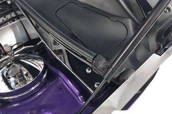 For Dodge Challenger 08 10 Acc Polished Firewall Extension