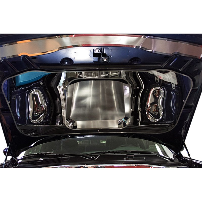 american car craft dodge challenger 2016 hood panel. Black Bedroom Furniture Sets. Home Design Ideas