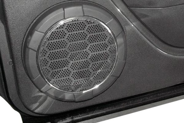 ACC® 271008 - Chrome Vinyl Door Trim Kit
