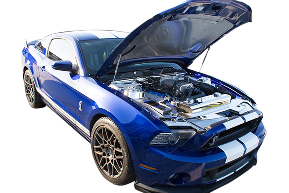 American Car Craft Ford Mustang Shelby 2013 2014 Hood Panel
