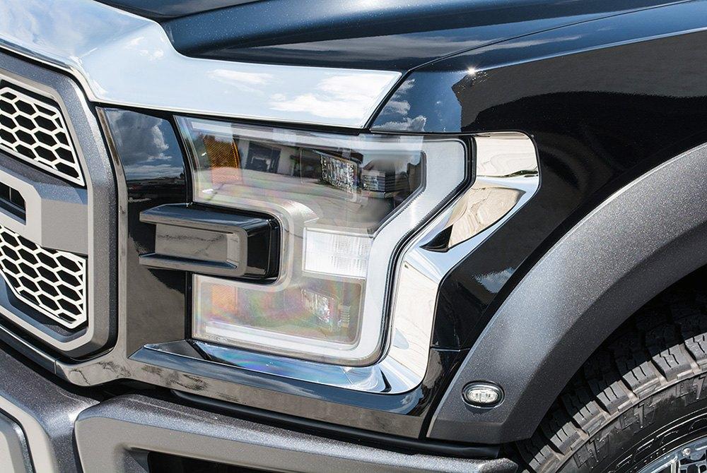 Acc 174 Ford F 150 Raptor 2017 Headlight Trim