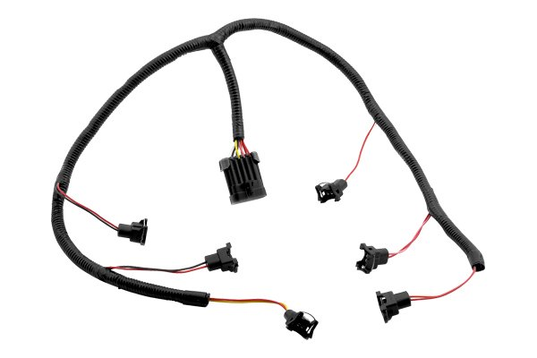 vehicle specific wiring harness with Fuel Injection Wire Harness on P 0996b43f80f655d9 additionally Chevrolet Uplander Wiring Diagram further Gm Original Equipment Rear Abs Wheel Speed Sensor Wiring Harness Mpn 10300460 together with P 0996b43f80e644f7 additionally Fuel Injection Wire Harness.