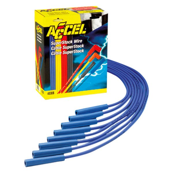 Accel® - Super Stock™ Spark Plug Wire Kit on